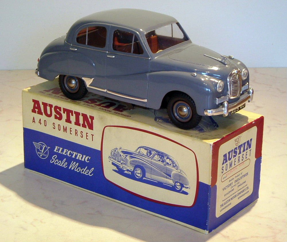 Austin Somerset By Victory Industries O Collecting Toy