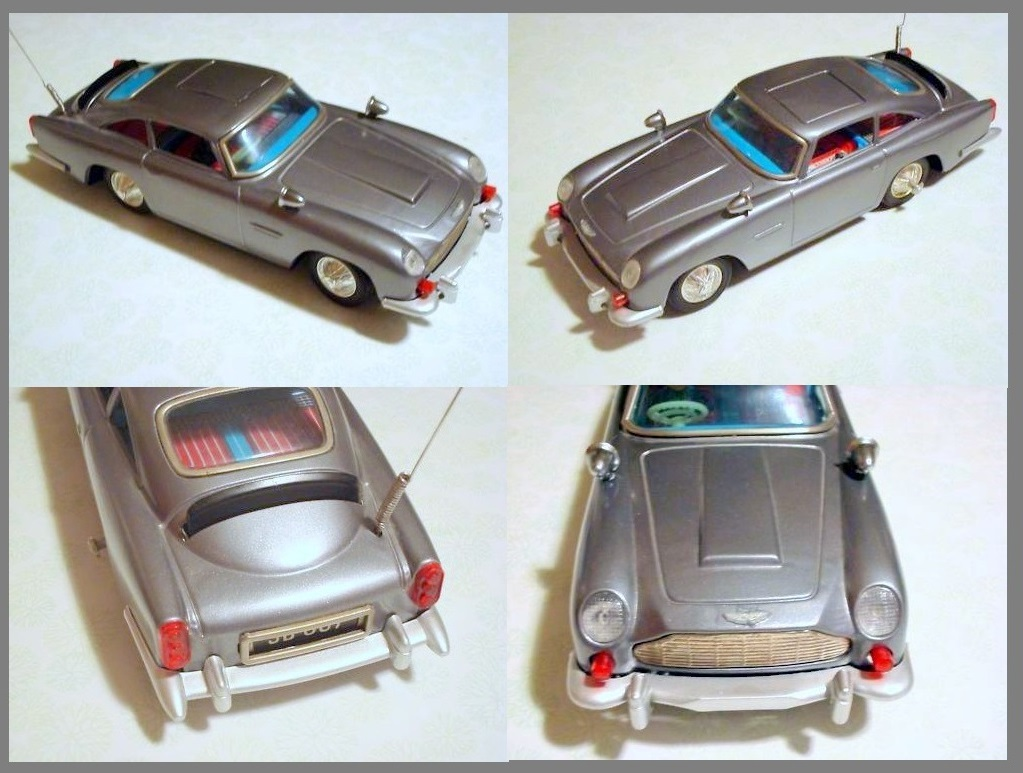 Gilbert Aston Martin DB5 grey version