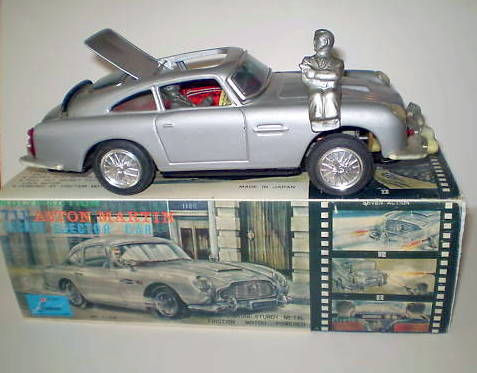 Frankonia Aston Martin DB5 James Bond 007  711