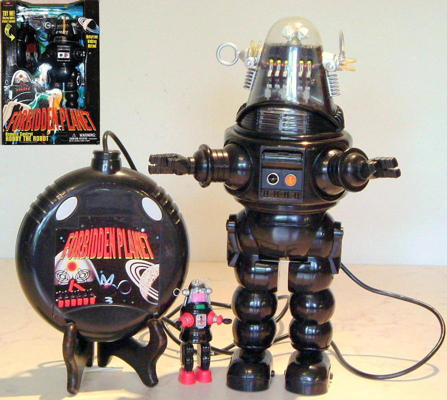 Trendmasters Robby Robot from The Forbidden Planet
