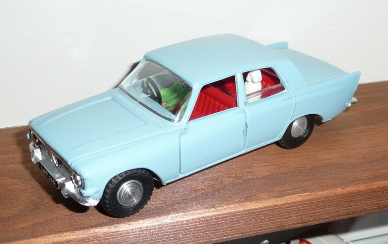 270 Tri-ang Spot On model Ford Zephyr 6 Mk3